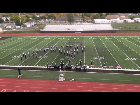 13- Snake River High School Marching Band