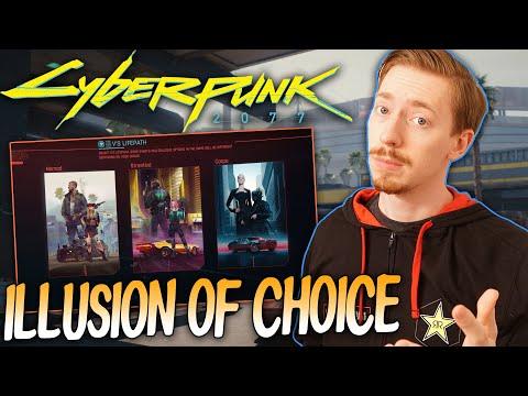 Cyberpunk 2077: The Illusion Of Choice