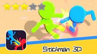 Stickman 3D - Street Gangster Walkthrough Recommend index three stars