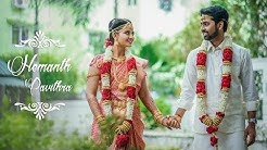 Chennai Traditional Wedding Story of Hemanth & Pavithra