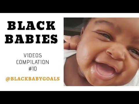 BLACK BABIES Videos Compilation #10 | Black Baby Goals