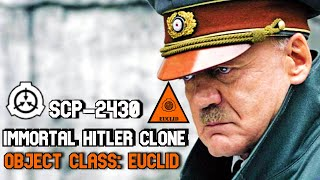 Download SCP-2430 Immortal Hitler Clone | object class euclid | Sarkic cults / gru division p / humanoid scp