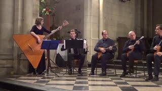 Les Colporteurs - Korobeiniki - Ensemble BALALAIKA dir. Micha Tcherkassky