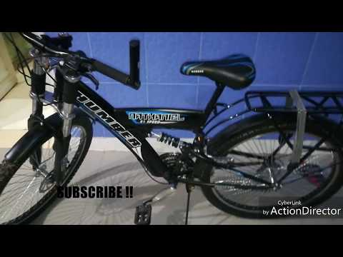 Humber cycle Quick look !! Gears + high quality Shocks !!