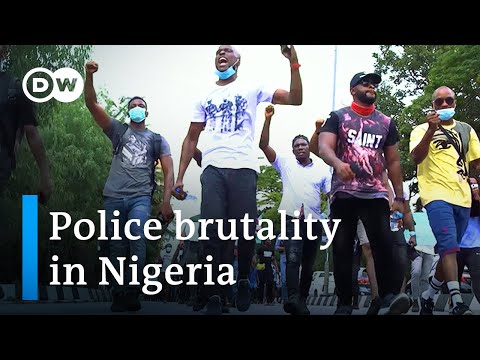 Nigeria bans SARS police unit: Why aren't protesters satisfied? | DW News