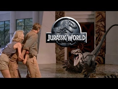 The Real Reason The Dinosaurs In Jurassic World Don