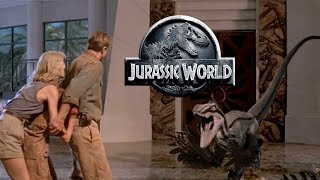 The Real Reason The Dinosaurs In Jurassic World Don't Have Feathers