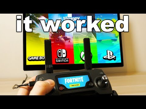 I Played Fortnite On Every Console Possible...