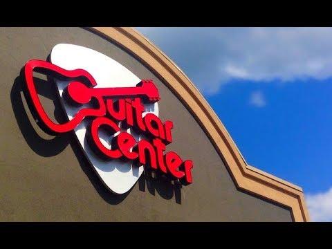 Guitar Center Debt Default