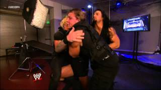 The Shield attacks Sheamus and Randy Orton: SmackDown, March 15, 2013