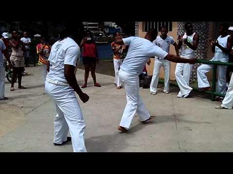 Capoeira Mangaga -
