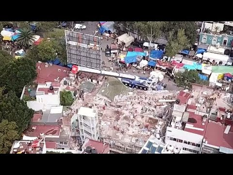 Engineering answers to why Mexico City earthquake was so deadly
