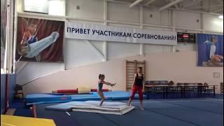 Ещё немного видео с тренировок