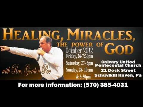 Revival With Rev. Gordon Poe