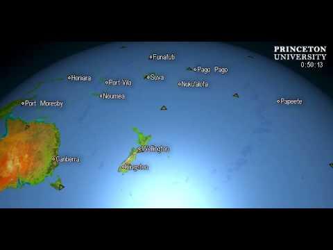 Magnitude 6.9 Quake, KERMADEC ISLANDS, NEW ZEALAND