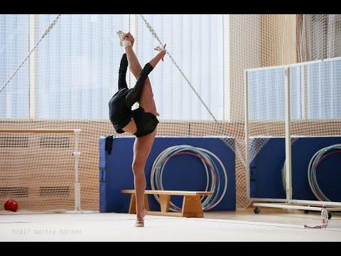 Russian School Of Rhythmic Gymnastics *ORIGINAL*