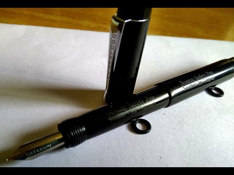 """""""Boston Safety Pen"""" and chemical tests for the durability of ebonite"""