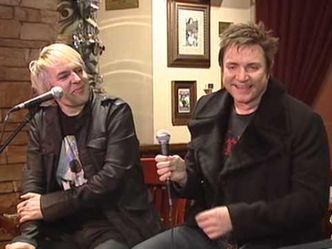Duran Duran @ the Hard Rock Cafe in Louisville