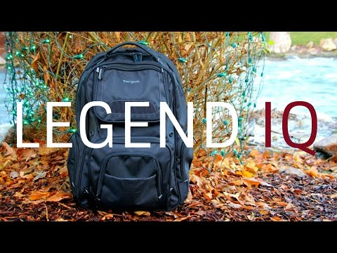 Targus Legend IQ Backpack Review