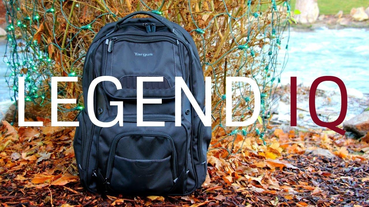Buy the targus legend iq laptop backpack 16