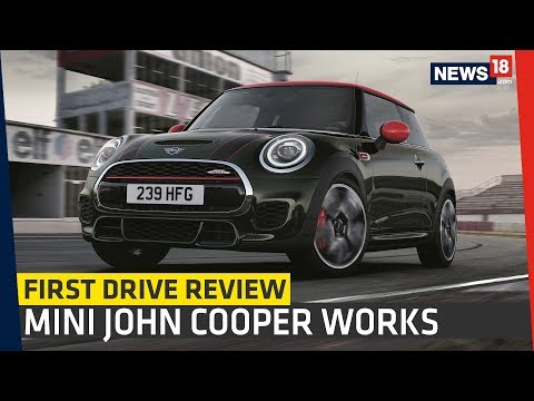 2019 Mini John Cooper Works First Drive Review