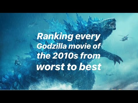 Ranking every Godzilla movie of the 2010s from worst to ...