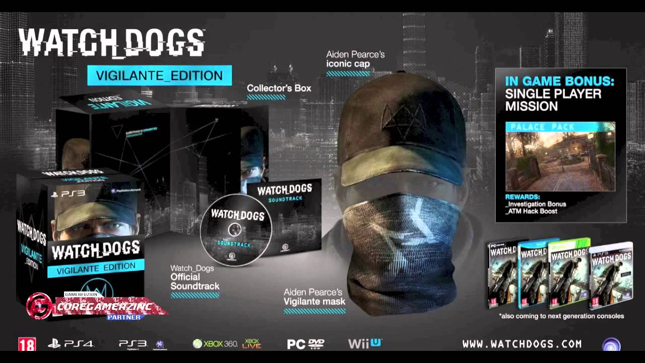 Watch Dogs  Colecters Edition