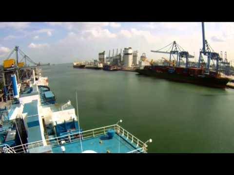 Jurong Port - Singapore