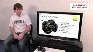 Fotoaparát Nikon Coolpix P900 - video představení