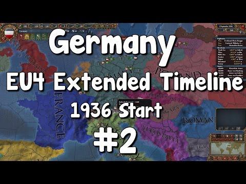Germany 1936 (HOI4 Start in EU4 Extended Timeline Mod) #2