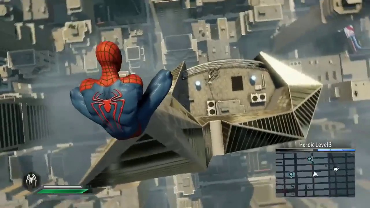 The Amazing Spider-Man 2 – Game 3D Nhập Vai Hay Nhất 2017