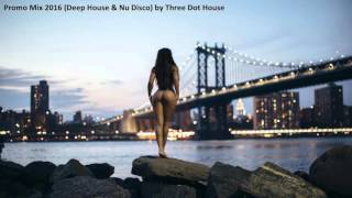 Promo Mix 2016 (Deep House & Nu Disco) by Three Dot House & Zeni N