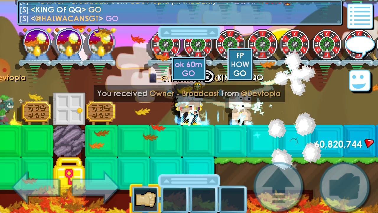Playing Big Bet Qq In Gtsr Private Server Growtopia Youtube