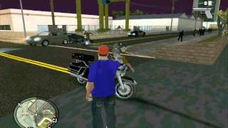 Grand Theft Auto : Gadar [PC] Gameplay