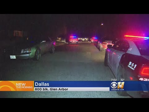 Police: Dallas Homeowner Shoots 2 Juveniles During Robbery