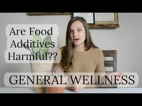 Are Food Additives Harmful? | Guar Gum, Xanthan Gum, Carrageenan | General Wellness