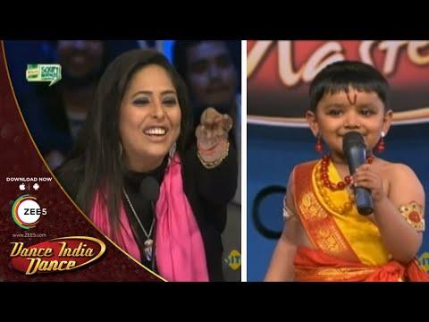 DID L'il Masters May 05 '12 - Shubh Kulshreshtha