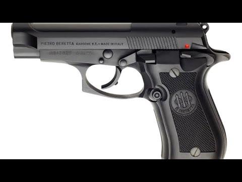 Beretta 84 Cheetah-.380 Caliber Pistol