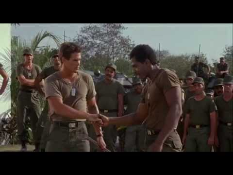 PVT. Joe Armstrong vs CPL.Curtis Jackson in American Ninja