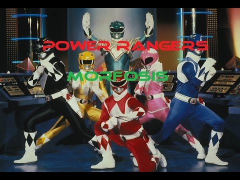 Power Rangers Morfosis (Latino)