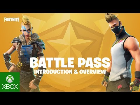 FORTNITE   BATTLE PASS   INTRODUCTION & OVERVIEW
