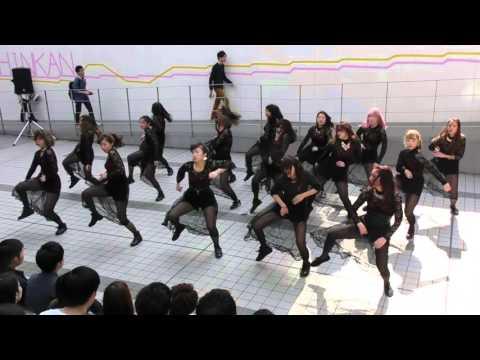 JAZZ HIPHOP / HSD 法政大学ダンスサークル 新歓 2016