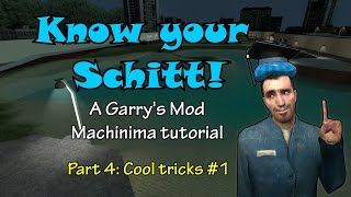 Know Your Schitt!  Part 4: Cool Tricks #1