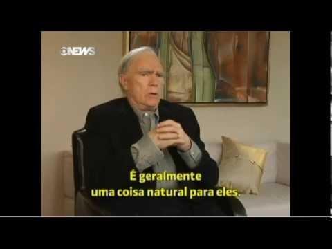 """Entrevista de Robert Mckee ao Programa """"Almanaque"""""""