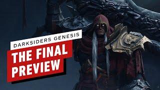 Darksiders Genesis Final Preview - More Darksiders, Less Diablo