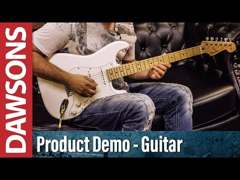Fender Player Series Stratocaster MN Review