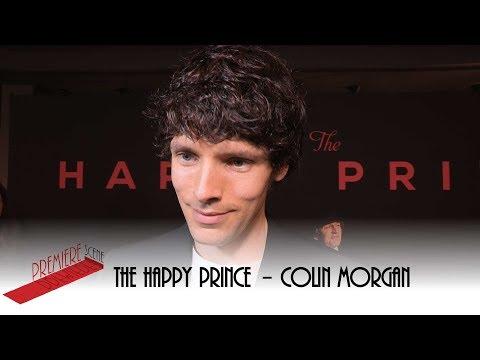 The Happy Prince  UK Premiere   Colin Morgan