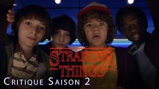STRANGER THINGS : Critique de la Saison 2