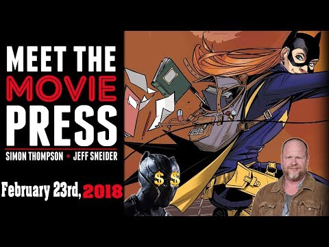 Meet the Movie Press for February 22nd, 2018 - Meet the Movie Press