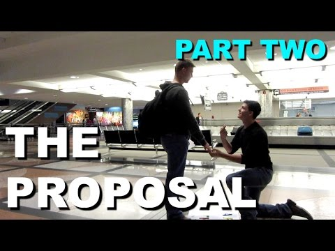 The Proposal: Part Two - VLOG 2.4